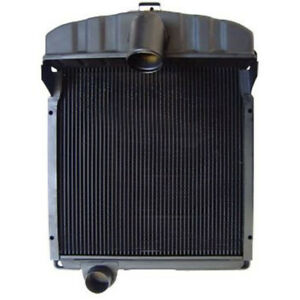 356356r94 Radiator For Farmall International Tractor 100 130 200 230