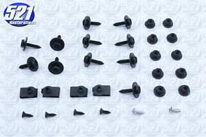 Grill Mounting Fastener Hardware Kit Fits 1966 Plymouth Barracuda Valiant Mopar
