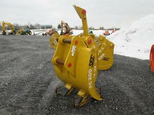 Komatsu Farm Excavator Hydraulic Clam Shell Grapple