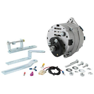 New 12v Alternator Conversion Kit For Ford 2000 3000 4000 5000 6000 7000