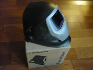 3m Speedglas 9100xxi Darkening Welding Helmet W side Windows Hornell Speedglass