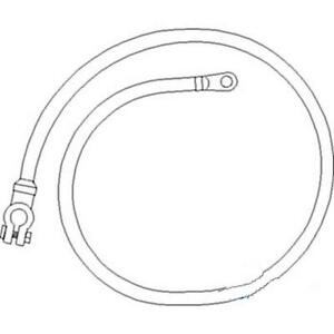 64 Battery Cable John Deere 50 520 60 620 70 720 730 A B Tractors