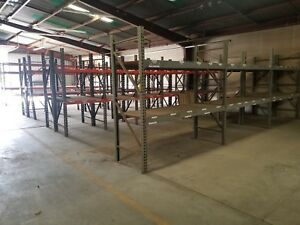 Pallet Racks Racking Shelves Warehouse Industrial Heavy Duty 4 x8 hx8 l