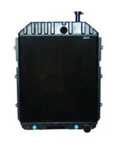 D5nn8005p Radiator For Ford Tractor 8700 W Oil Cooler