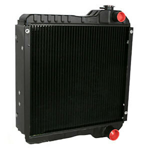 Radiator For Case Ih Ford New Holland 570lxt 570mxt 580 Super L 580