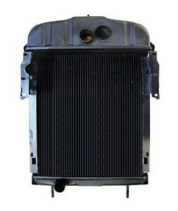 For 300 350 Case international farmall Tractor Radiator W 14 Fan 361704r93