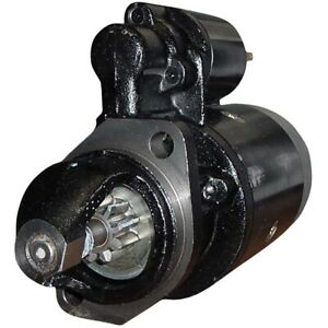 Sba185086052 Ford Tractor Parts Starter 1000 1500 1600 1700