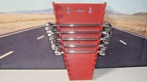 Wrenches Snap on Open End Line Flare Nut Combination 3 8 To 5 8 5 Piece R4