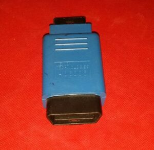 Nexiq Pro link 16 Pin Chrysler Obd2 Adapter Connector 406006