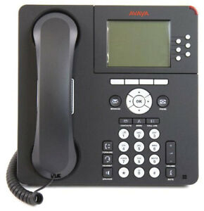 New Avaya 9630 Ip Business Display Phone Telephone 9630d01a 1009