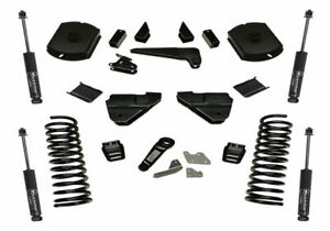 Super Lift 4 Inch Lift Kit For 2014 2018 Dodge Ram 2500 4wd Diesel