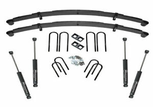 Super Lift 4 Inch Lift Kit 1973 1987 Chevy K10 And Gmc K15 4wd