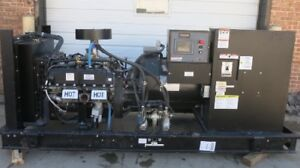 2013 Generac 6 8l V 10 150 Kw Natural Gas Generator 12 Hrs