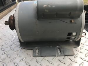Huebsch Wascomat Speed Queen 32 Dg Dryer Motor Model 431275 115 230 Volts