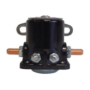 Solenoid For Ford 600 700 800 900 2000 4000 Series Tractors With 6 Volt Gas