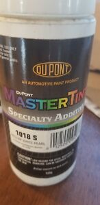 Dupont Axalta Mastertint Specialty Additive 1018s Medium White Pearlpearl 150g