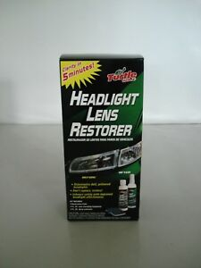 Turtle Wax T 240kt Headlight Lens Restorer Kit Case Of 6