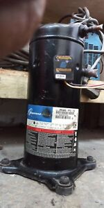 5 Ton 1 Phase 220v R22 Scroll Ac Compressor Copeland
