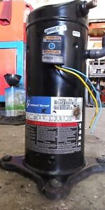 4 Ton 3 Phase 220v R22 Scroll commercial Use Ac Compressor Copeland