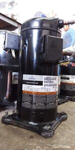 5 Ton R22 3 Phase Zr61k3 tf5 950 commercial Use 220v Ac Compressor