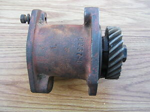 Farmall H Distributor Or Magneto To Engine Housing