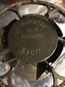 Antique Gas Cook Stove From 1908