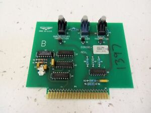 Weigh tronix D28181 0036 Expansion Board new No Box