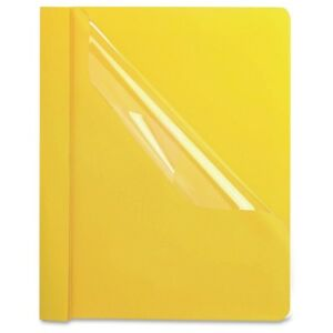 Oxford Premium Clear Front Report Covers 0 50 Folder Capacity oxf58809