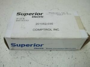 Superior Electric 201052 030 Resistor Kit 1000 Ohm 25watts New In Box