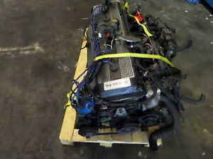 00 94 Jaguar Xj6 Engine Motor 102k Xj40 4 0l Vin 9 7th Digit