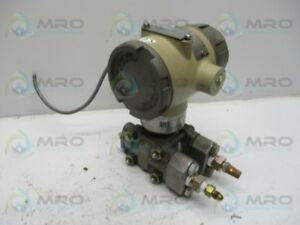 Honeywell Std930 e1a 00000 sm fid3 3138 Pressure Transmitter Used