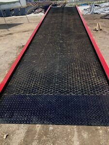 Yard Ramp Yard Dock Trailer Loading Dock Forklift Ramp 83 1 Wide