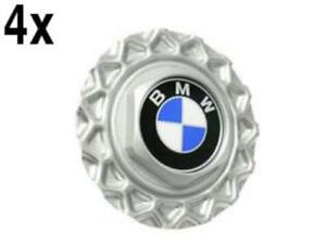 Bmw E30 Wheel Center Hub Cap 14 Bbs 151mm X4 Oem