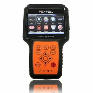 For Mercedes Nt624 Pro Universal All Systems Diagnostic Scanner Reader Foxwell