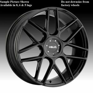 4 New 20 Wheels Rims For 2013 2014 2015 2016 2017 2018 2019 Frontier 2133