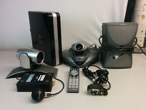 Polycom Hdx 6000 Hd Ntsc With Accessories