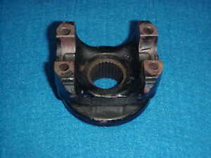 Original 12 bolt Yoke Rear End Chevy Ii Camaro Chevelle Nova Posi Diff Z28 39