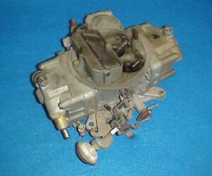 70 1970 Ford Mustang Super Cobra Jet Carb Carburetor 4514 D0zf 9510 Ab