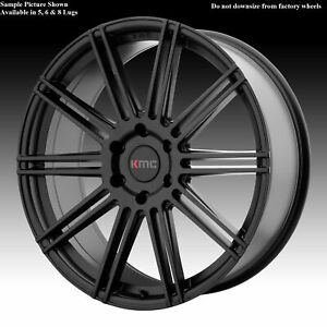 4 New 20 Wheels Rims For 2005 2006 2007 2008 2009 2010 2011 2012 Frontier 2135