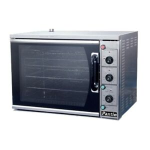 Pantin Commercial 7 Layer Desktop Electric Convection Oven Range Cabinet 2700w