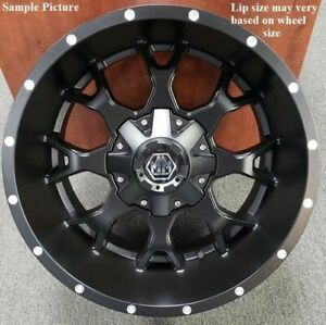 4 New 17 Wheels Rims For 2013 2014 2015 2016 2017 2018 2019 Frontier 2136