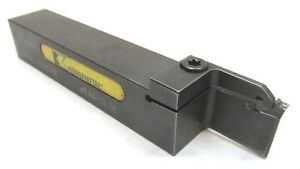 Kennametal 1 Indexable Grooving Cut off Toolholder a3sar160425250350