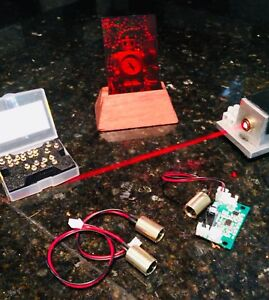 Red Holography Laser 25mw 640nm