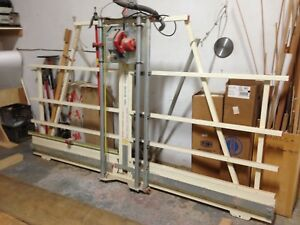 Safety Speed H5 Vertical Panel Saw