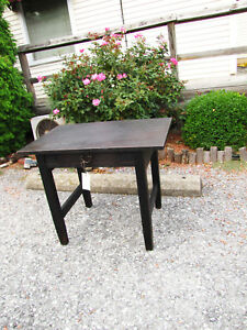Antique Early Gustav Stickley Superb Rare Small Library Table W3018