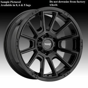 4 New 17 Wheels Rims For 2005 2006 2007 2008 2009 2010 2011 2012 Frontier 2138