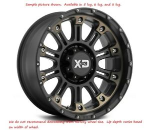 4 New 22 Wheels Rims For Ford F 250 2010 2011 2012 2013 2014 Super Duty 1177