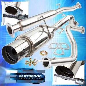 1996 2000 Honda Civic 2 4dr Hi Power Performance 2 5 Catback Exhaust System