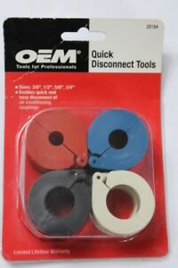 Oem A C Quick Disconnect Tools Air Conditioning Spring Lock Coupling Tools Pack