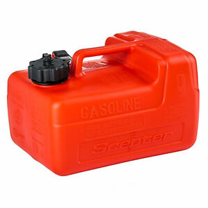 Scepter Eco Friendly Oem Choice 3 2 Gallon 12 L Portable Marine Fuel Tank Red
